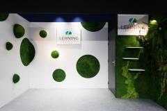 Stand végétal Laboratoire Lehning